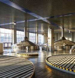 Засновані центр з переробки хмелю, 2 солодовні та 2 пивоварні