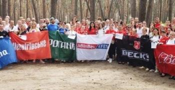 Компанія AB InBev Efes Україна провела екологічну акцію у Харкові