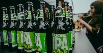 Крафтове американське пиво Goose Island виступило партнером конференції 42 Investment Summit: SaaS Universe