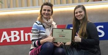 Компанія AB InBev Efes отримала нагороду рейтингу STUD-POINT
