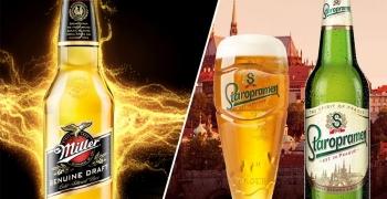 Ab InBev Efes і Molson Coors підписали договір щодо розповсюдження брендів Staropramen і Miller Genuine Draft в Україні