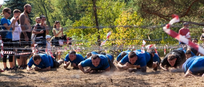 Компанія AB InBev Efes Ukraine підтримала Legion Run в Україні