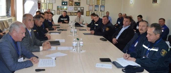 Пожежно-рятувальні навчання на Чернігівській броварні AB InBev Efes Україна