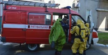 У повній безпеці. На Чернігівській броварні AB InBev Efes Україна пройшли пожежно-рятувальні навчання