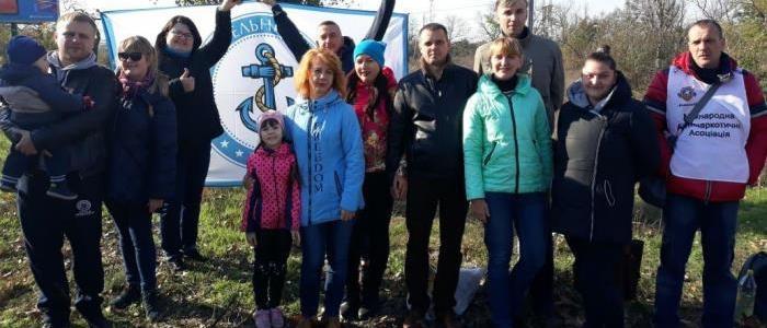 Миколаївська броварня AB InBev Efes Україна взяла участь в «еко-тусовці»