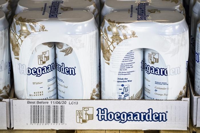 Hoegaarden розширив виробництво і відкрив нову пакувальну лінію