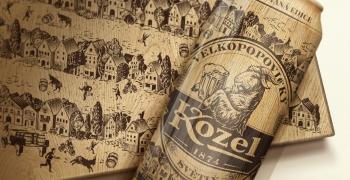 AB InBev Efes Україна розробила лімітований дизайн банок для Velkopopovický Kozel