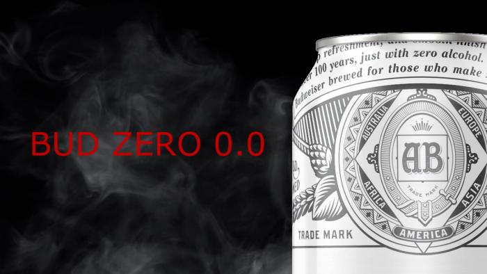 AB InBev Efes Україна запускає безалкогольне пиво Bud Zero