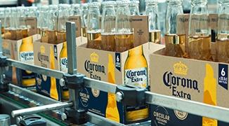 Corona Extra запустила у виробництво екологічну упаковку з ячменю