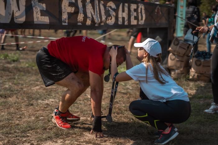 Драйвовий забіг з перешкодами Legion Run за партнерства AB InBev Efes Україна
